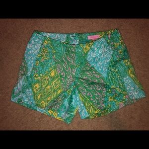 Deenie Shorts by Lilly Pulitzer